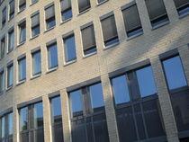 Fassade des Bezirksrathauses Köln-Nippes by Kathrin Kiss-Elder