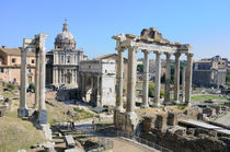 The Roman Forum by Ed Rooney