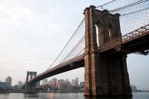 Brooklyn Bridge by Leslie Philipp