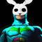 Batman-rabbit-print-color-plus-bakground