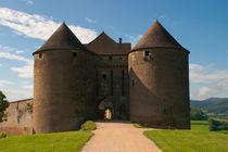 Chateau Berzé-le-Châtel von safaribears