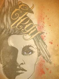 Elegy by Daniela Gellan