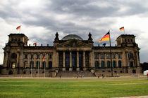 Berliner Reichstag von leroyash