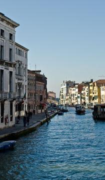 canal grande venice #2 by Alessio Parolin