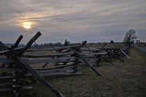 Gettysburg Fence