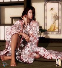 Hanaogi of the Ogiya by axel-doi