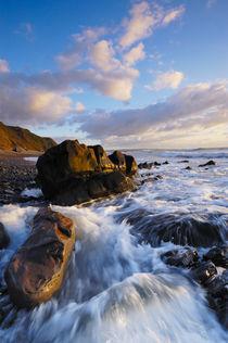 Sandymouth Beach, Cornwall von Craig Joiner