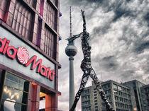 Berliner Fernsehturm von Michael  Hoehne