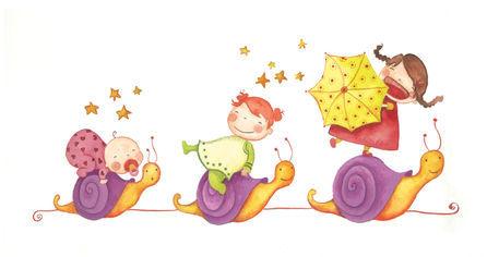 Three-snails