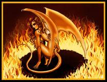 dark devil von Tania Santos