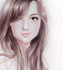 Litlle smile von Tania Santos