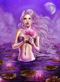 Mermaid paradise by Tania Santos