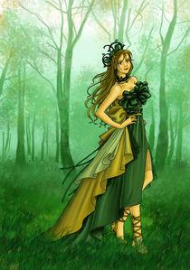 Nature Fairy von Tania Santos