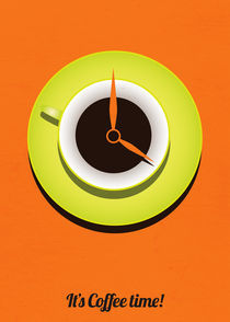 It's Coffee time by Boriana Giormova