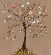 Tree Of Life von Ruth Baker