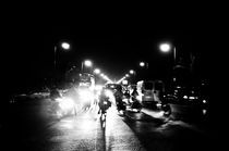 Marrakesh street by night von sofiane
