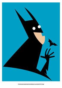 Batman by shanehorror