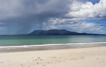 Passing Storm Across Bruny Island, Tasmania by photography-by-odille