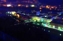 Passau at Night by erik kaiser