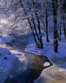 'Schweden Landschaft' von Okapia