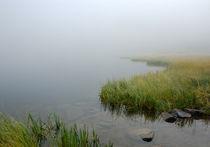 misty mountain lake von pasha66