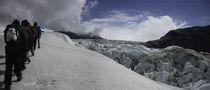 :: trekking at viedma glacier :: von Bárbara Greco