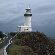 Cape Byron Lighthouse by photography-by-odille