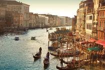 Grand canal, Venice, Italy  von Tanja Krstevska