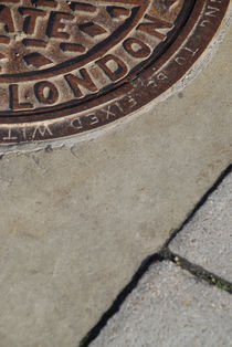 London by ANNA CAMORALI
