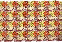 Pattern with a bird von Oksana Volkovskaya