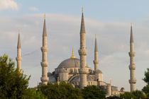 Sultanahmet Blue Mosque von Evren Kalinbacak