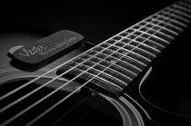 Gitarre by Tatjana Walter