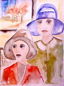 Freundinnen by Annegret Hoffmann