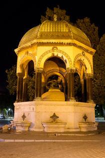 German Fountain von Evren Kalinbacak