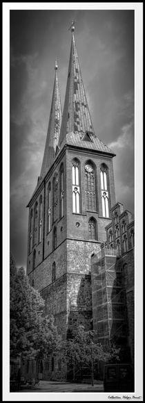 Nikolaikirche by Holger Brust