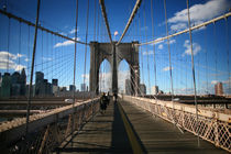 Brooklyn Bridge by Dejan Vekic
