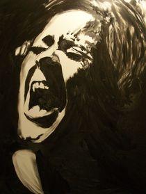Adele, in absolute black by Raul Raziel