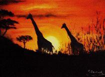 Afrika 2 von Eva Borowski