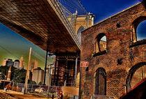 XIX  century of NY by Maks Erlikh