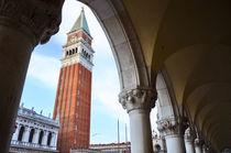 Campanile at San Marco square, Venice   by Tanja Krstevska