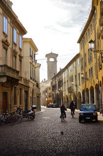 Padova old town, Italy by Tanja Krstevska