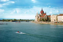 Budapest, Hungary von Tanja Krstevska