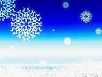 Snowfall by Sandra  Lock