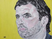 Gary Speed by Horace Cornflake