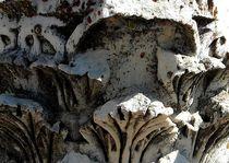 Ruine, Augrabung in der Türkei von Anke Franikowski