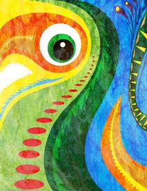 Toucan Jungle by Robert Ball