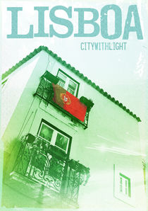 Lisboa - CityWithLight N3 by Miguel Trindade