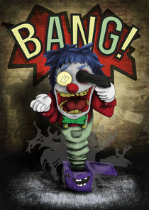 The  Bang show by Gustavo Monky Urquieta