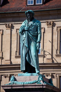 Friedrich Schiller by safaribears