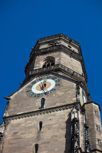 Church Tower of the Stiftskirche von safaribears